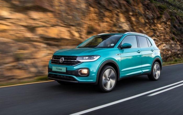 VW T-Cross 1,0 Highline