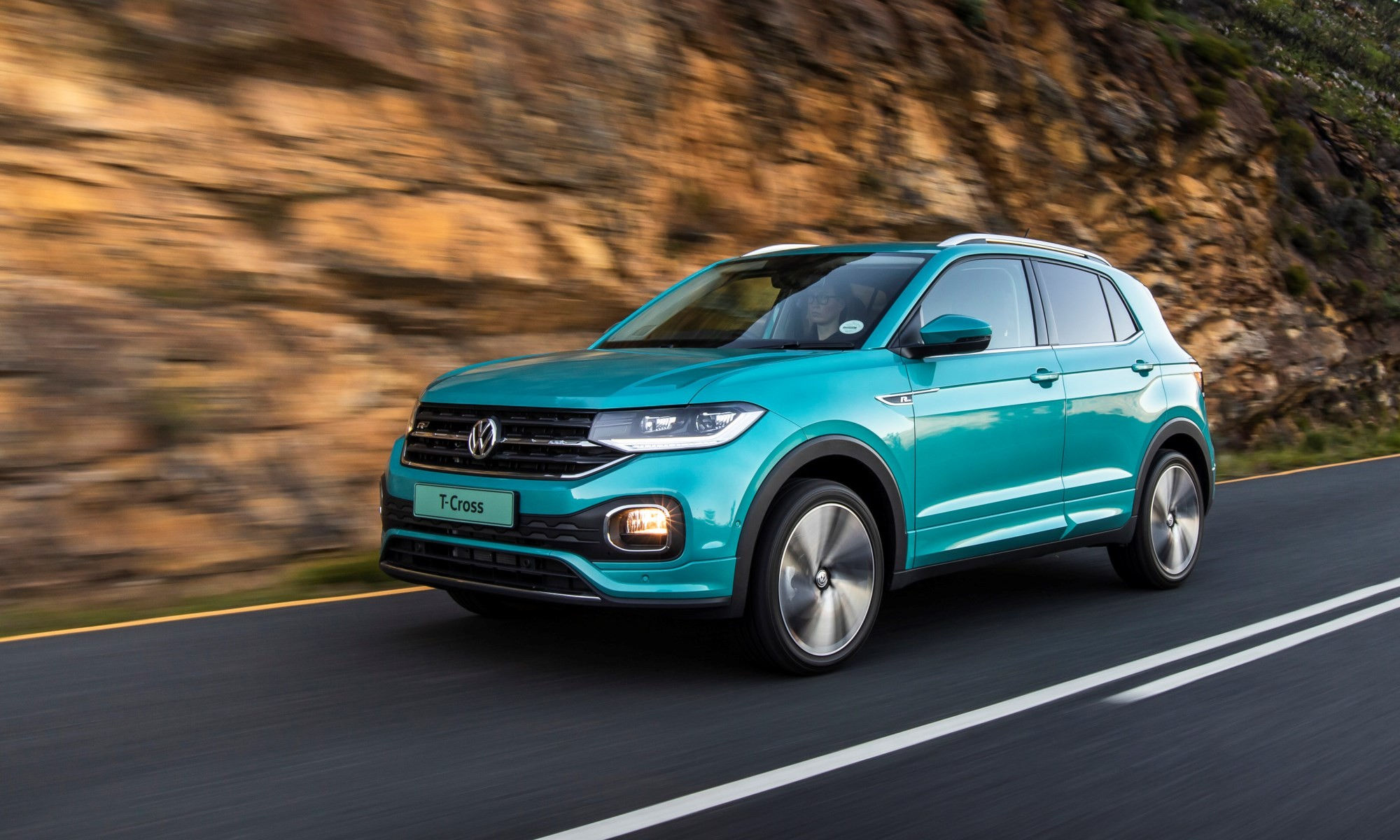 VW T-Cross 1,0 Highline
