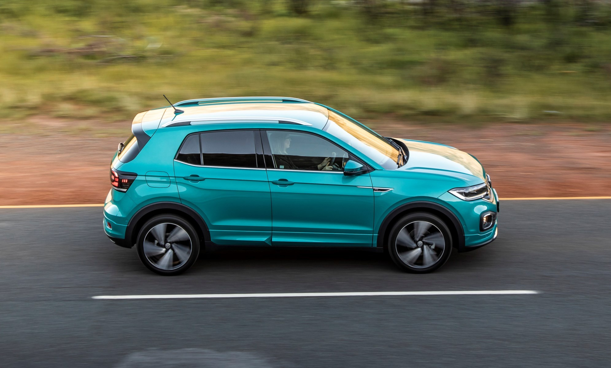 VW T-Cross 1,0 Highline profile