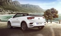 VW T-Roc Cabriolet rear