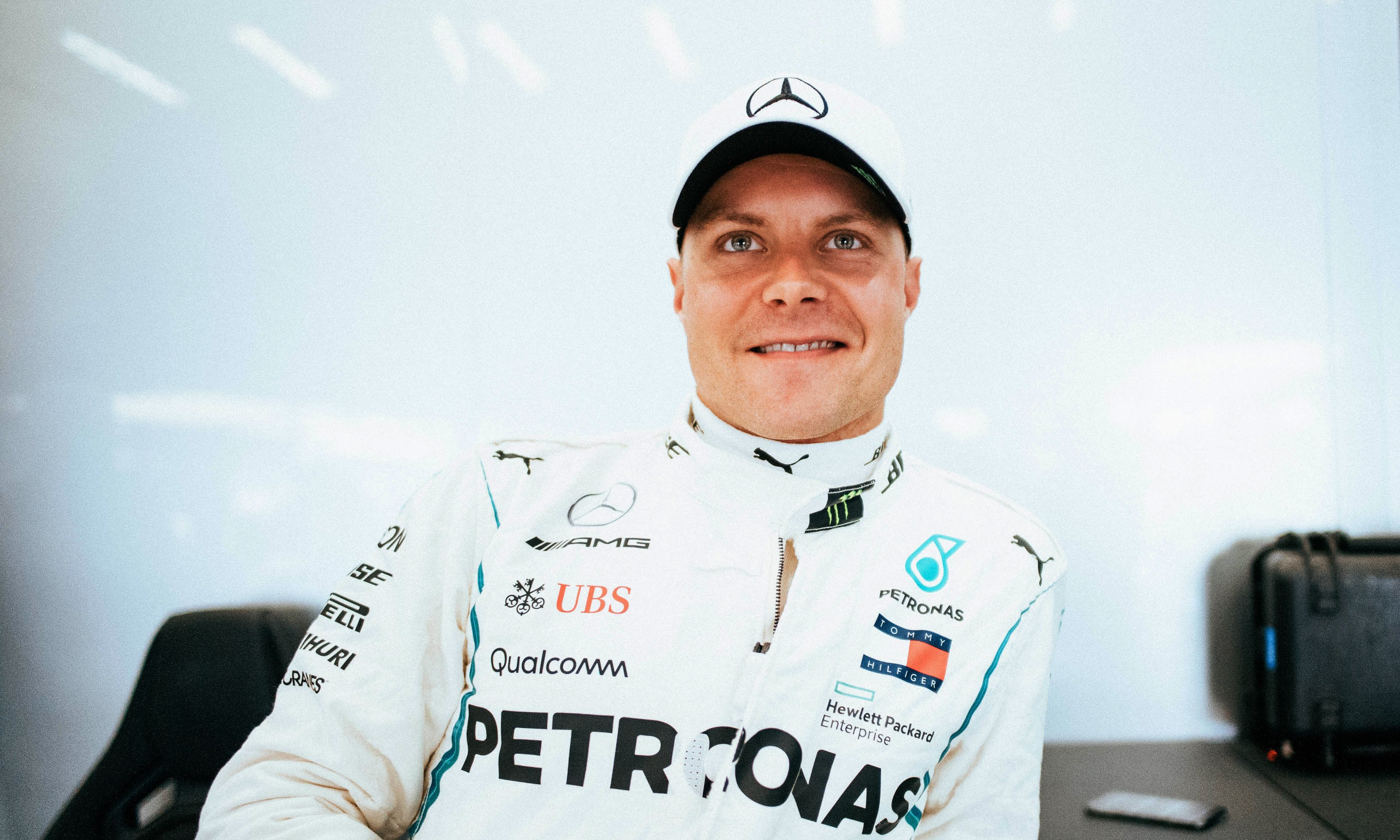 Valtteri Bottas will be more relaxed knowing his future at the team is more secure.
