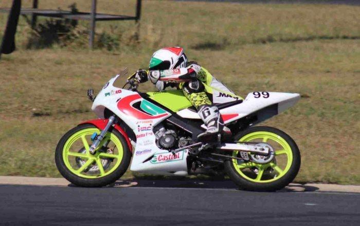 High Noon at Dezzi Raceway