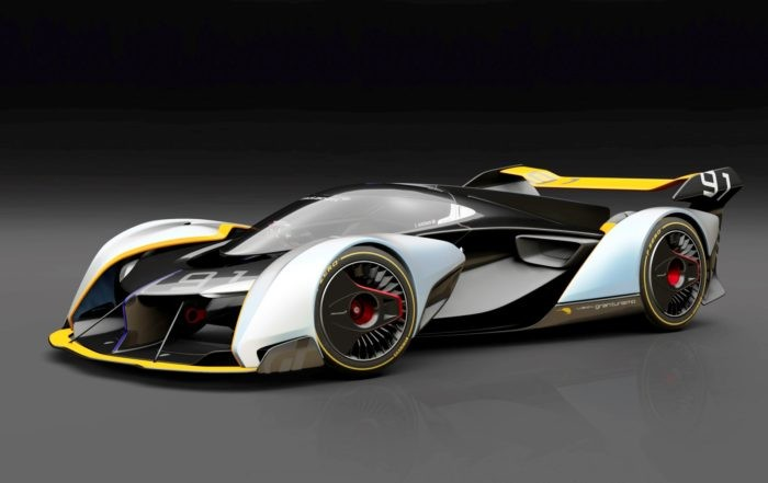 Vision GT concept is the inspiration for McLaren BC-03