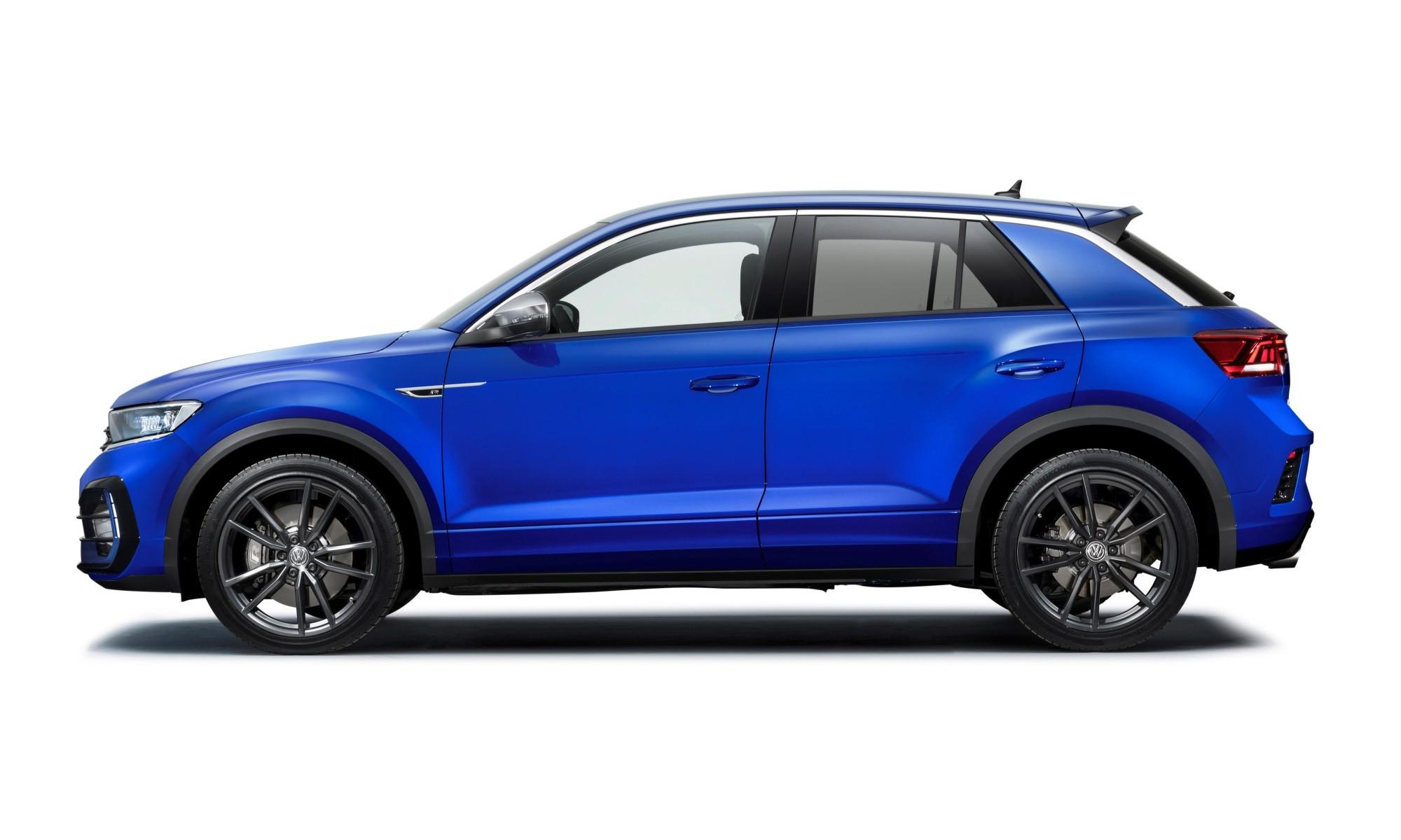 Volkswagen T-Roc R profile