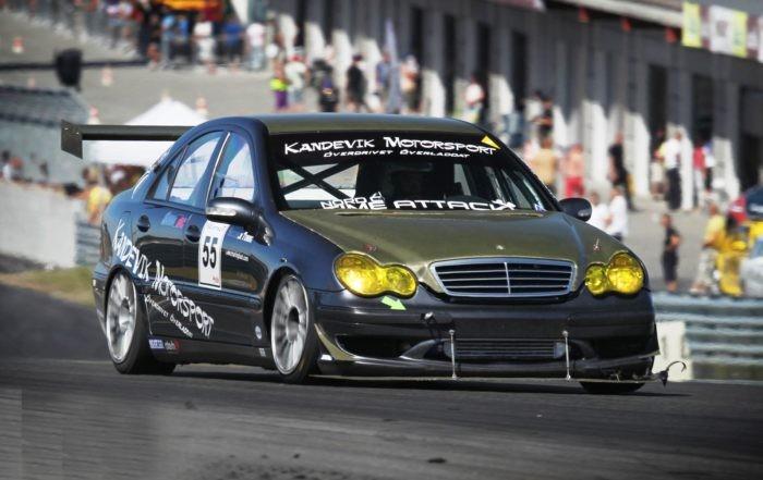 Volvo-Powered Mercedes 2