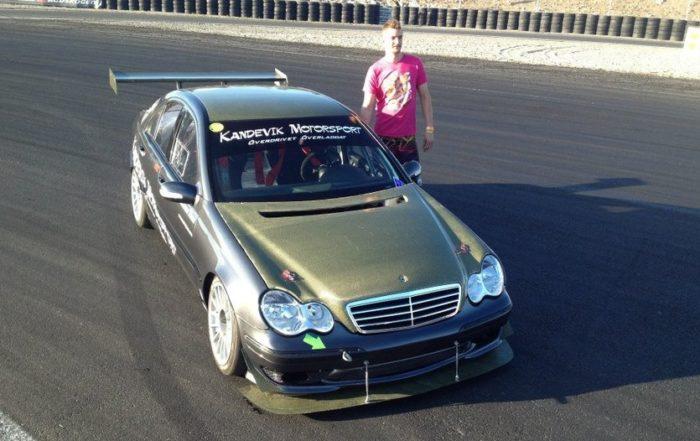 Volvo-Powered Mercedes