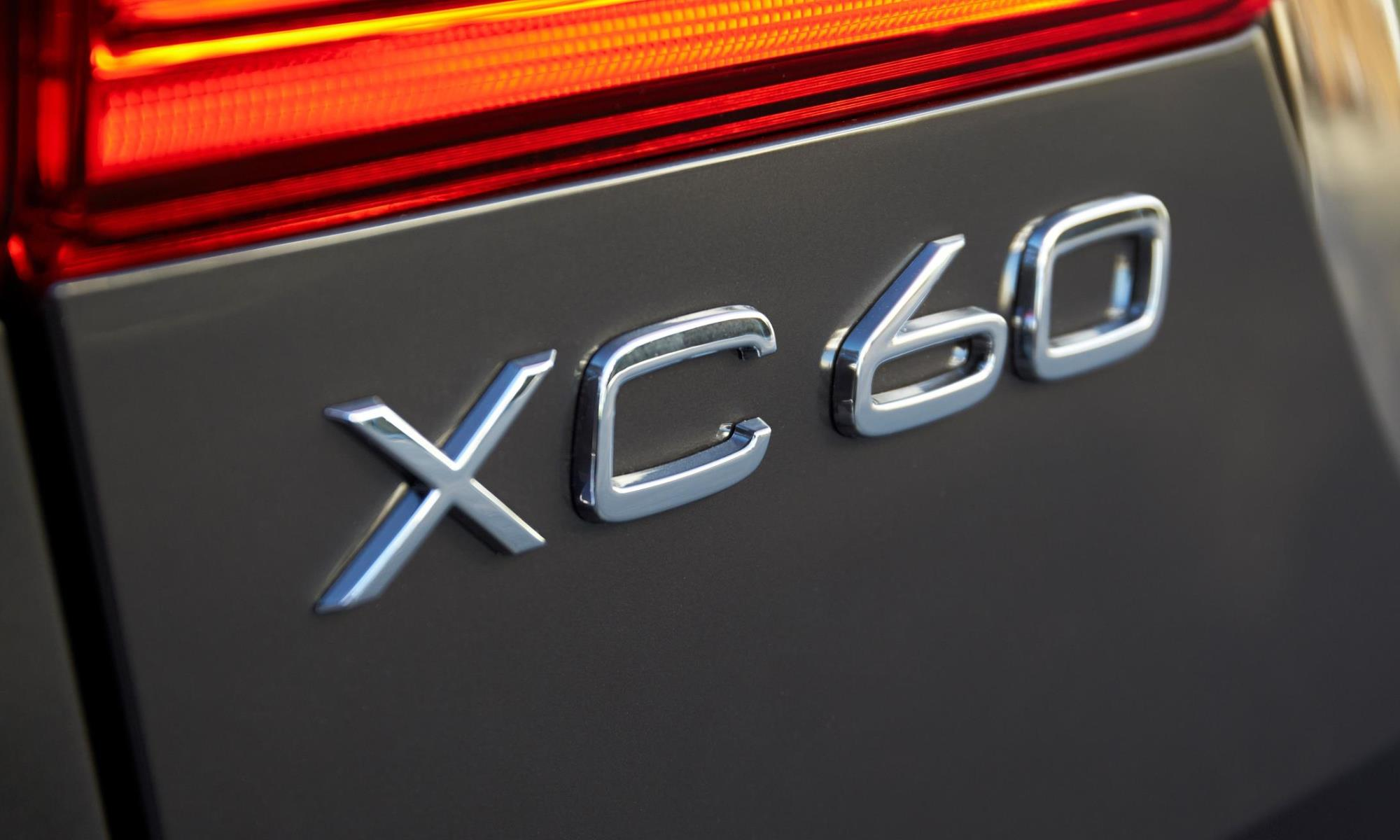 Volvo XC60 badge