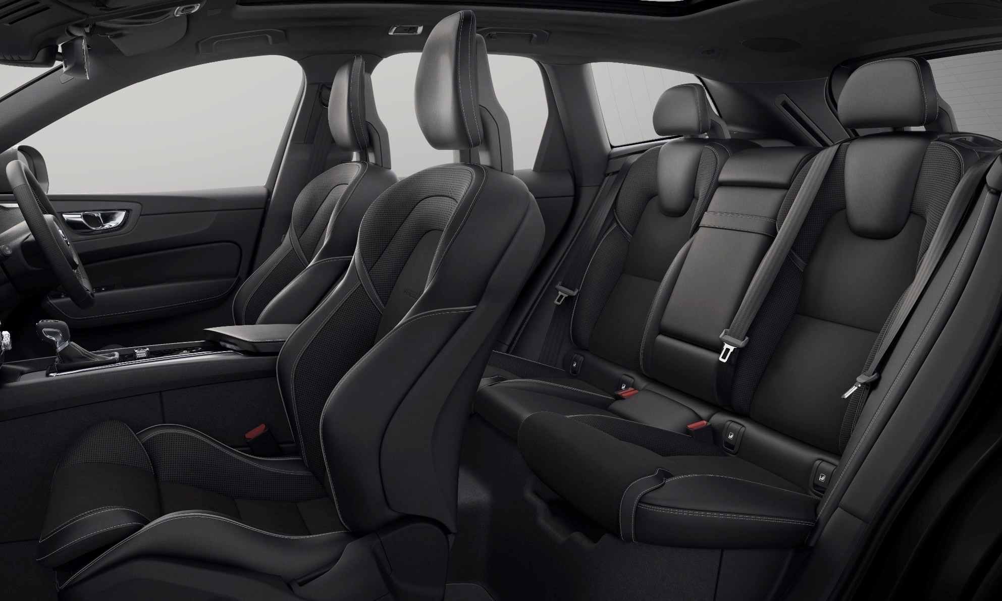 Volvo XC60 cabin