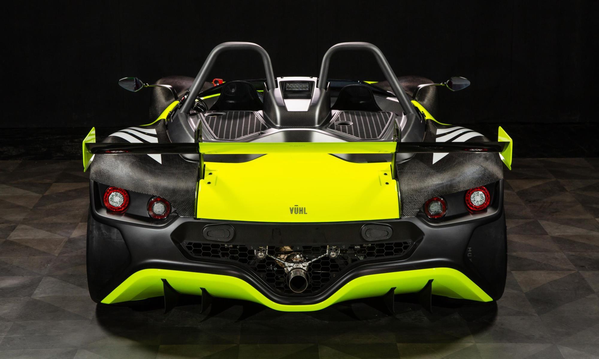 Vuhl 05RR rear