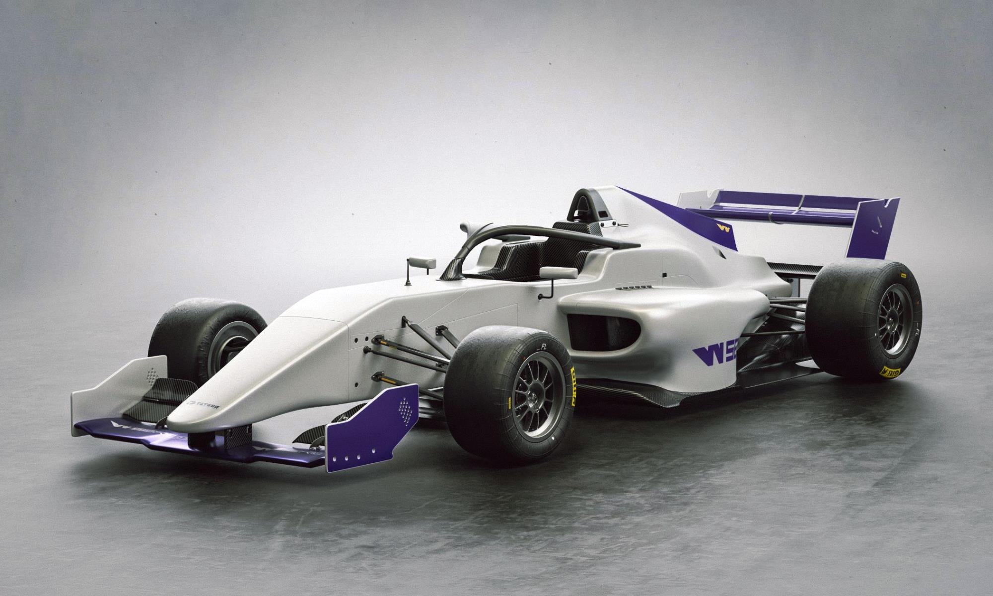 W Series drivers list