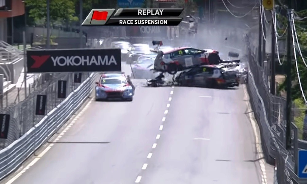 WTCR crash video