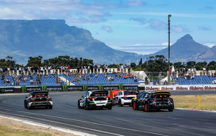FIA World Rallycross in SA Cancelled For 2020