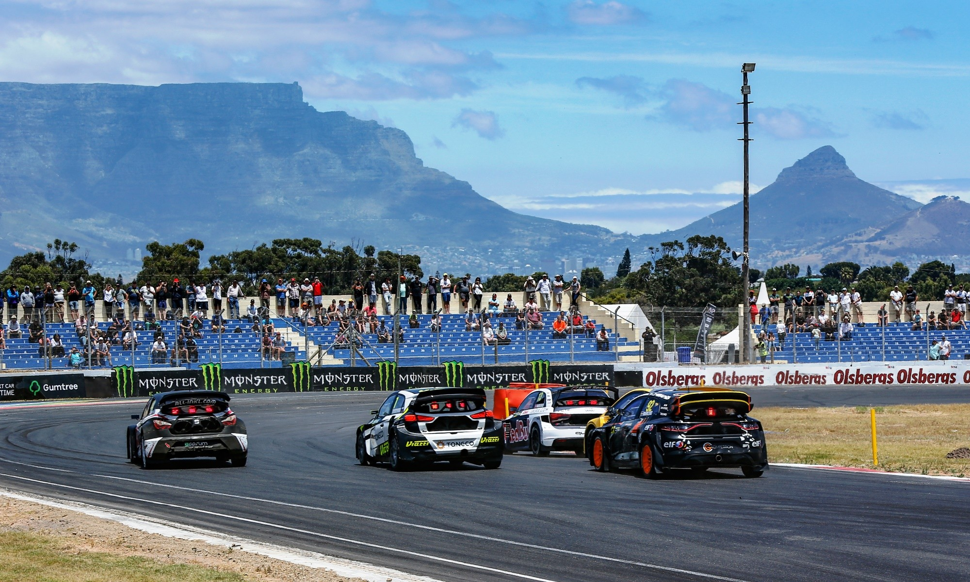 World Rallycross Returns to CT 1