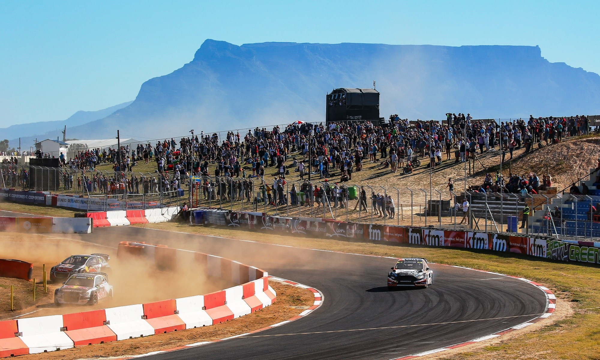 World Rallycross Returns to CT 2