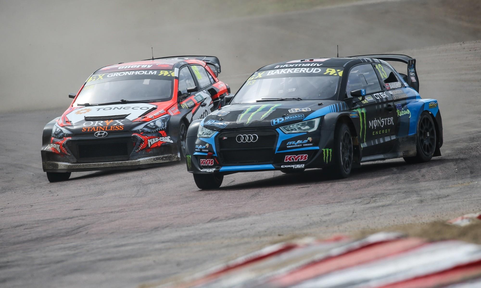 World Rallycross Returns to SA