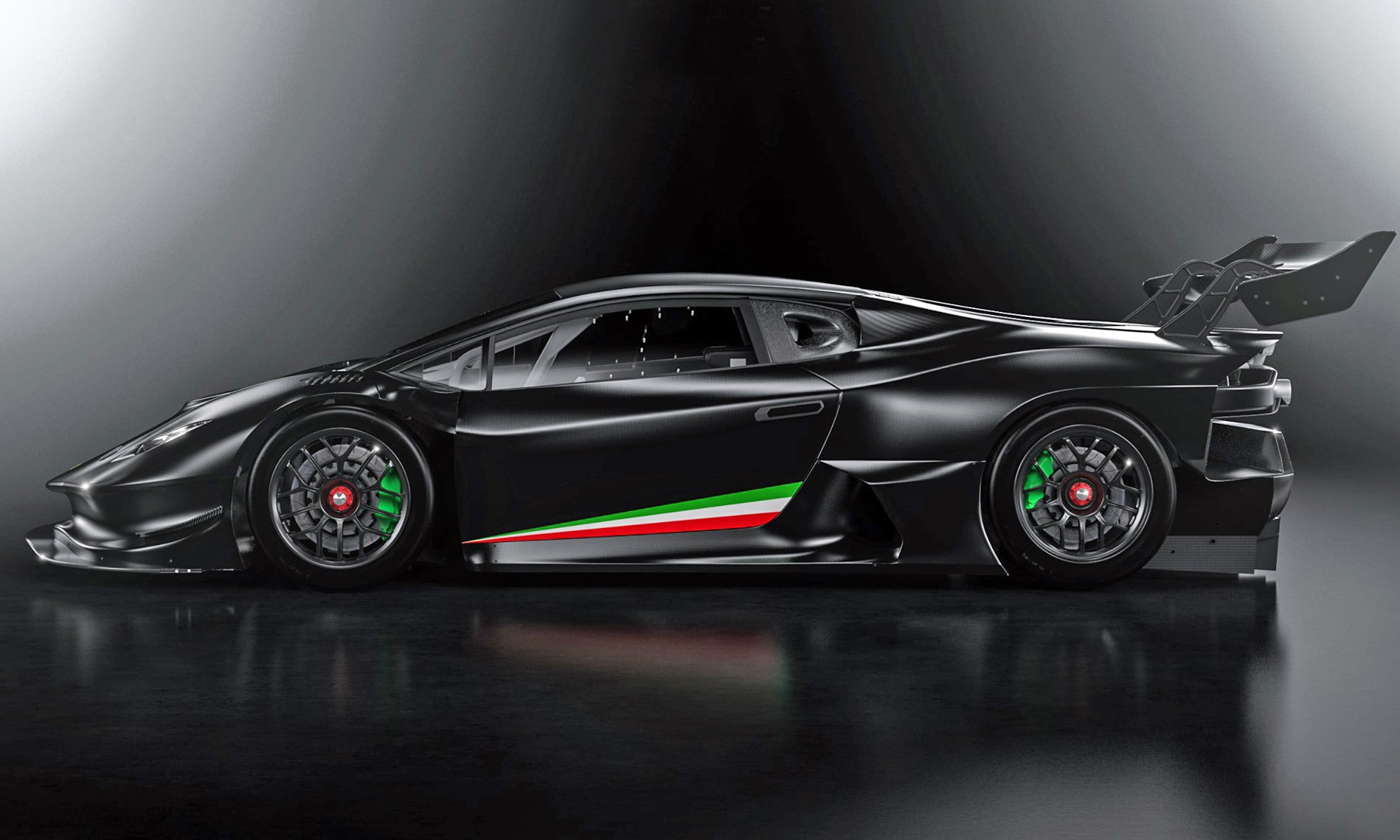 Zyrus Lamborghini LP1200 Huracan profile