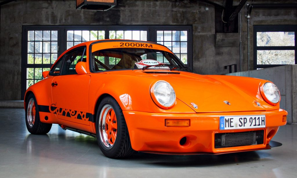 Classic Remise Dusseldorf – a shopping mall for Petrolheads