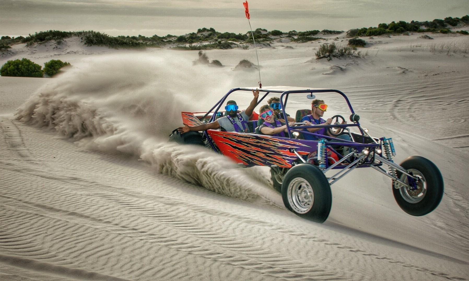 dune thrasher sandblasting 4