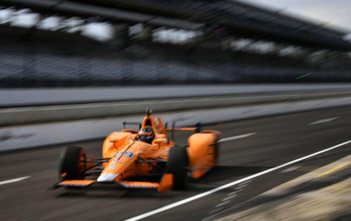Alonso returns to Indy 500