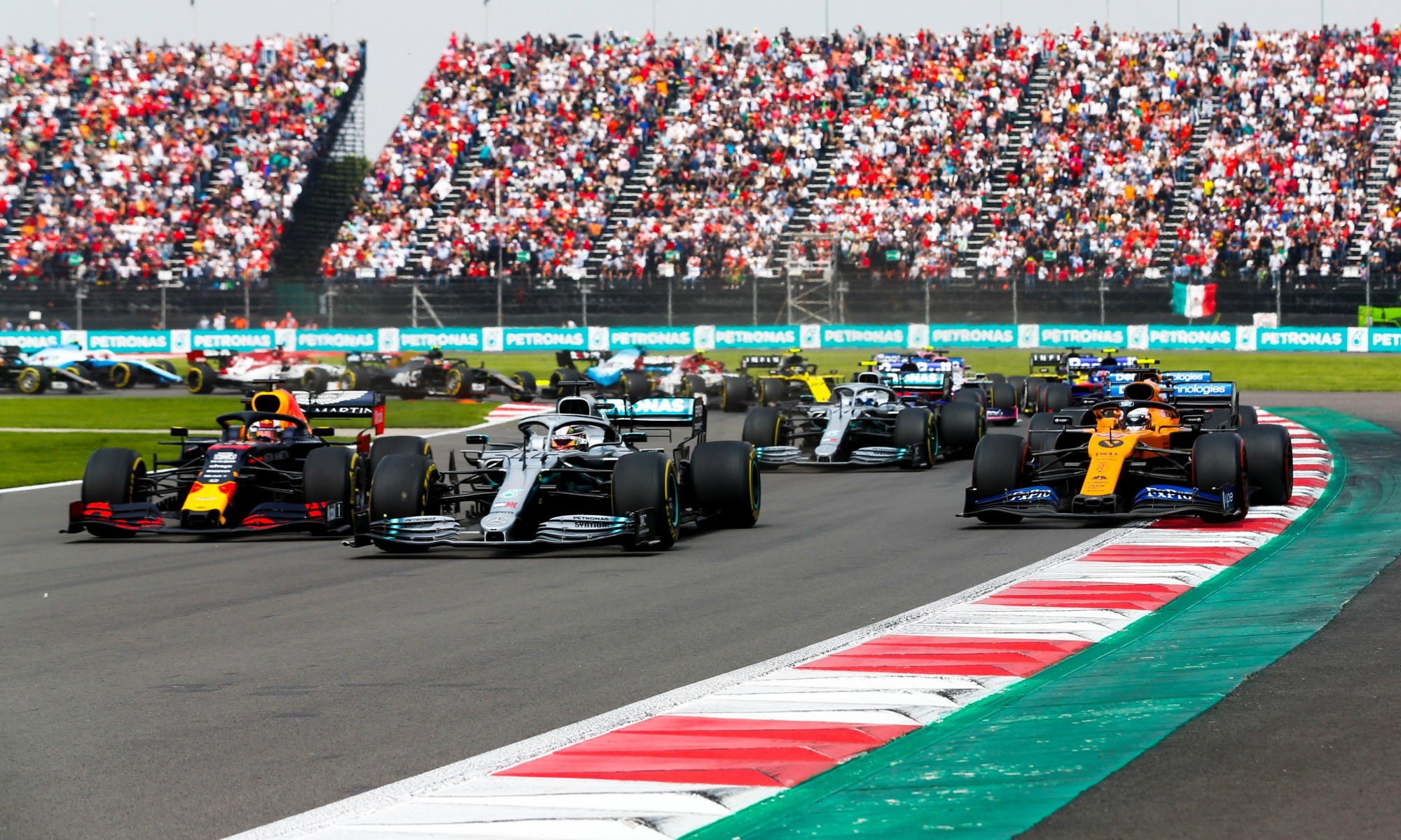 F1 Review Mexico 2019